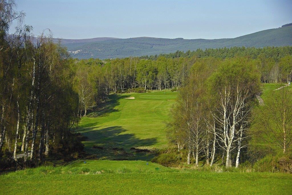 Golf in Schottland Boat of Garten
