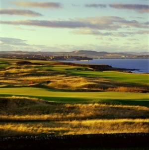 Campo de golf de Torrance en Escocia