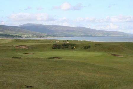 Golf in Schottland Brora