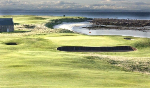 Golf Escocia Crail Balcomie