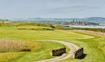 Golf St Andrews Turnberry Troon