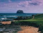 Glen golf escossia