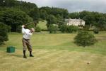 Golfeur Kingarrock golf escocia
