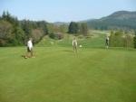 Pitlochry golf escossia