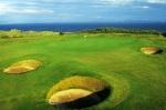 Gullane N1 golf escossia