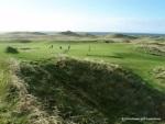 Machrihanish golf escossia
