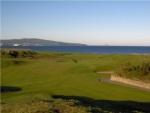 Prestwick St Nicholas golf escossia