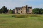Rowallan Castle golf escossia