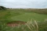 Western Gailes golf escossia