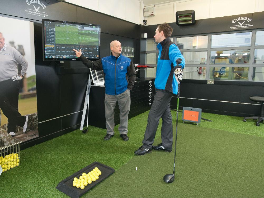 Clases de golf St Andrews
