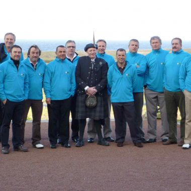 Clientes Golf Escocia