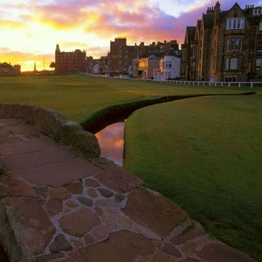 Destinos Saint Andrews - Golf en Escocia