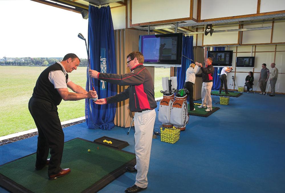 Golf & Inglés en St Andrews Escocia