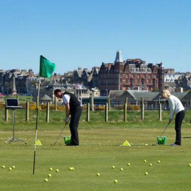 Golf e Inglés