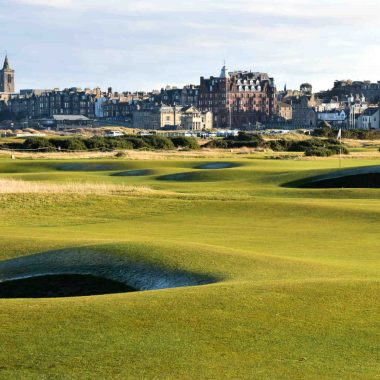 Saint Andrews - Golf en Escocia