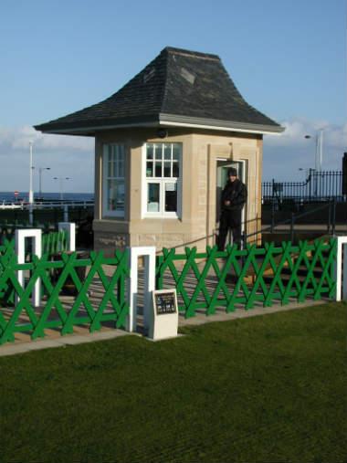 Golf Escocia Old Course Starter Saint Andrews