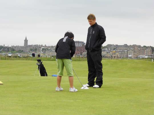 Golf Camp Escocia St Andrews
