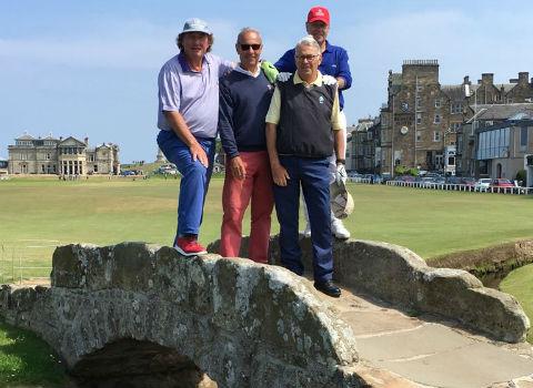 Felicitaciones a todo el equipo de Golf Travelers por hacer que nuestra estancia fuese placentera.
