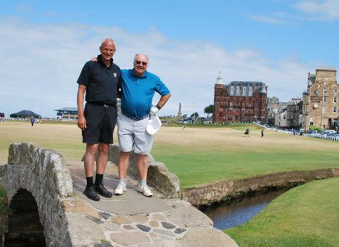 todo estuvo muy bien organizado y el equipo de golf travelers es realmente encantador